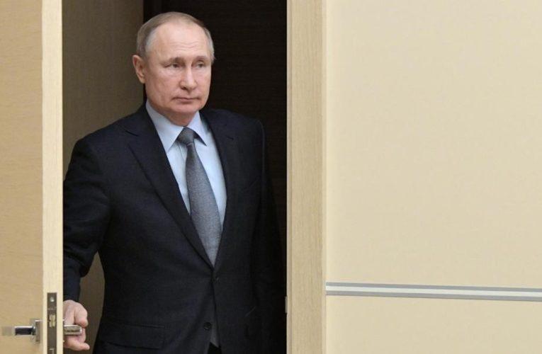 El proyecto conservador de Putin