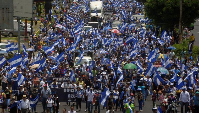 La Coalición Nacional en Nicaragua