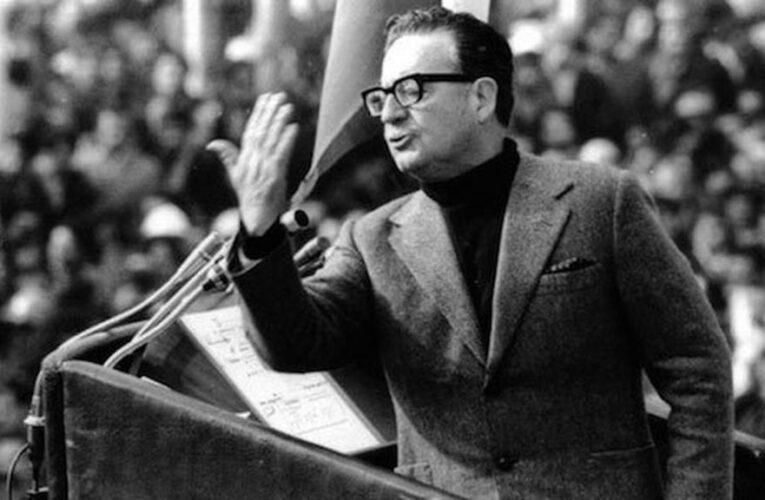 Mempo Giardinelli entrevista a Salvador Allende en 1970