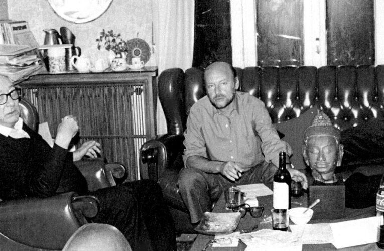 Conversación de Eduardo Galeano con Juan Carlos Onetti