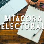 Bitácora electoral 34