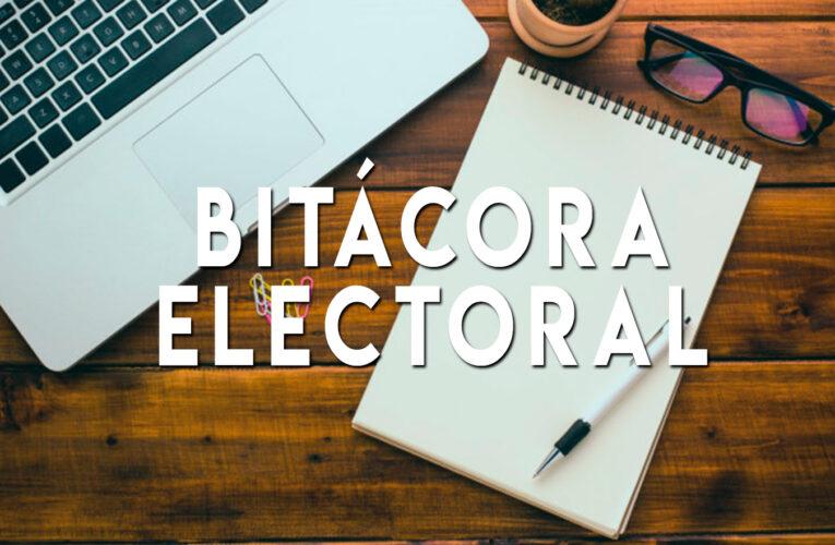 Bitácora electoral 42