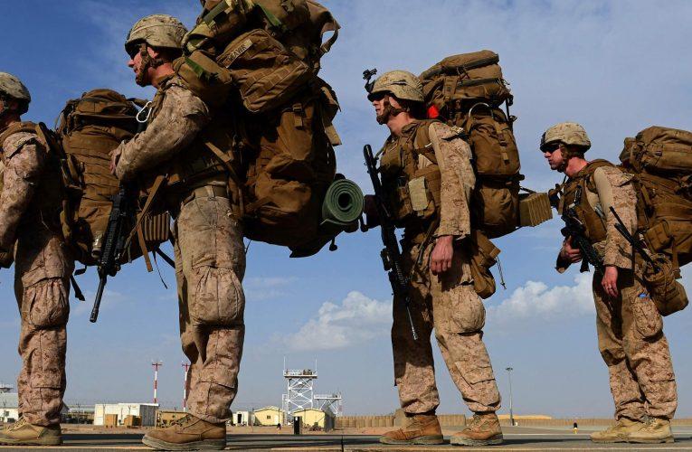 La salida de Afganistán