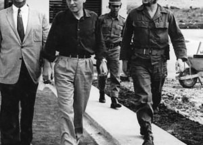 Prólogo a «Los que luchan y los que lloran (el Fidel Castro  que yo vi)»